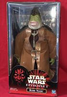 "Star Wars Episode I: Boss Nass - 12"" Action Figure - Sealed In Box"